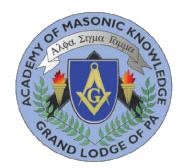 PENNSYLVANIA ACADEMY OF MASONIC KNOWLEDGE – SPRING SYMPOSIUM @ Deike Auditorium of the Masonic Cultural Center